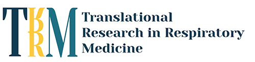 Translational Research in Respiratory Medicine